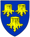 Coat of arms of Allerød Municipality