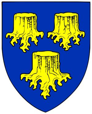 Allerød Municipality - Image: Allerød Kommune shield