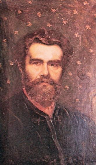 Francesco Saverio Altamura - Self-portrait