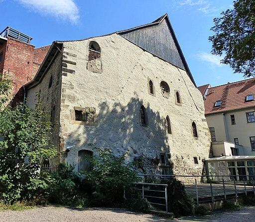 Alte Synagoge Waagegasse 8 Erfurt