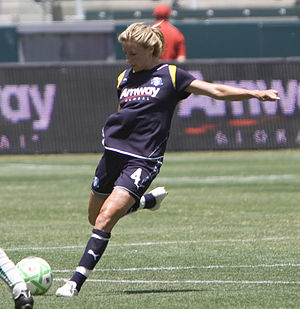 Aly Wagner - Image: Aly wagner