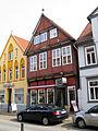 Am Heiligen Kreuz 8, Celle, hier wohnte Elisabeth Kayser, 1870 geborene Stern, deportiert 1942, Theresienstadt, tot 1943, II.jpg