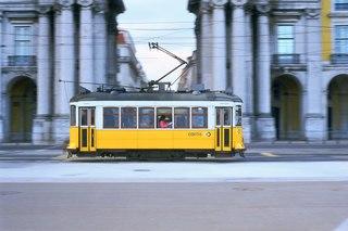 Alicante 4 wheel trams