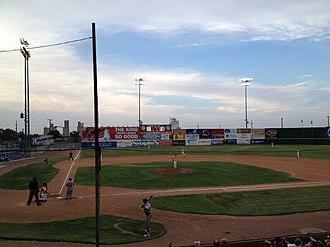Amarillo Thunderheads - Amarillo National Bank Sox Stadium