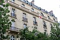 Ambassade de Géorgie en France, 104 avenue Raymond-Poincaré, Paris 16e 1.jpg