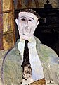 Amedeo Modigliani - Paul Guillaume - Google Art Project.jpg