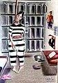 American prisoner artist Cnotes 2017 work Strange Fruit .jpg