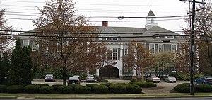 Ames Schoolhouse - Image: Ames Schoolhouse D