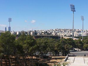 Sport in Jordan - Amman International Stadium