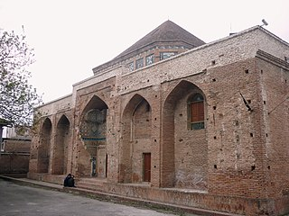 Mausoleum of Mir Bozorg