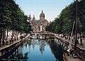 Amsterdam - Voorburgwal en Nicolaaskerk.jpg
