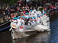 Amsterdam Gay Pride 2013 boat no26 GGD City Swopper pic4.JPG