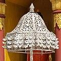 An umbrella of Saturn, Buddha Dhatu Jadi (03).jpg