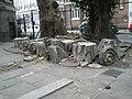 An unusual sight in St George's Churchyard - geograph.org.uk - 1105052.jpg