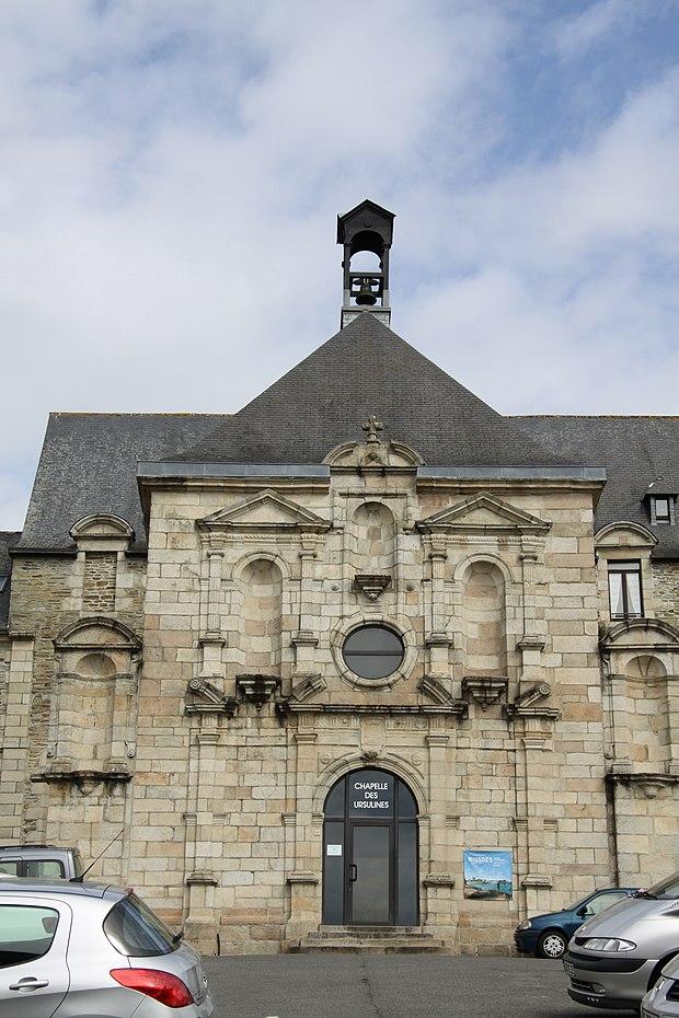 Monument historique à Lannion