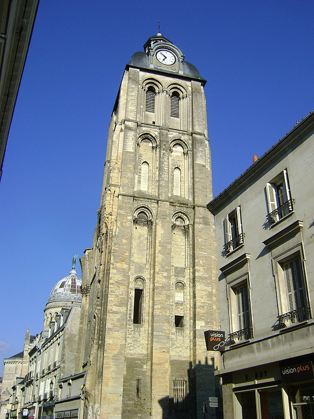 Monument historique à Tours