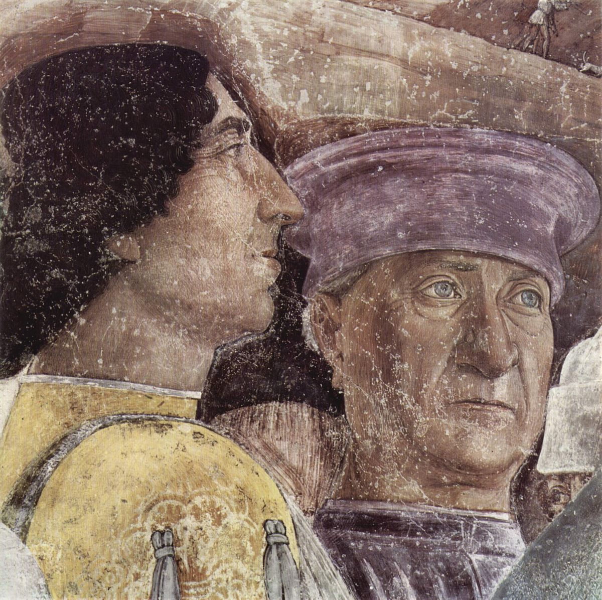 Andrea mantegna wikip dia for La camera degli sposi di andrea mantegna
