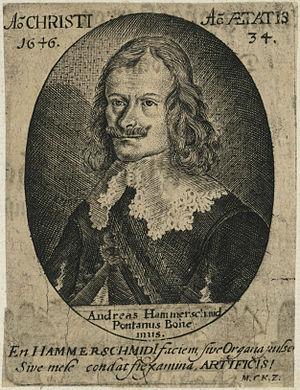 Hammerschmidt, Andreas (ca. 1611-1675)