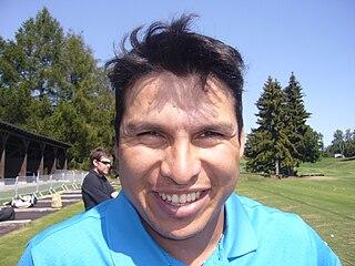 Andrés Romero Argentine professional golfer