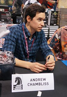 Andrew Chambliss Buffy 2013.jpg