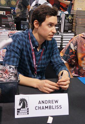 Andrew Chambliss - Image: Andrew Chambliss Buffy 2013