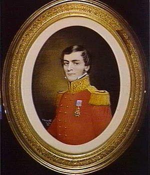 Andrew Clarke (governor) - Lieutenant-Colonel Andrew Clarke, Governor of Western Australia