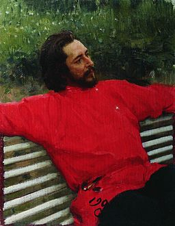Andreyev by Repin 1905