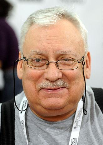 Andrzej Sapkowski - Sapkowski at Lucca Comics and Games 2015
