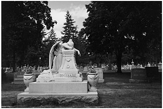 Angel of Grief - Image: Angel of Grief IN