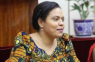 Angellah Kairuki Tanzanian politician