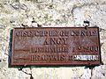 Angy (60), plaque de cocher, rue Aristide-Briand.jpg