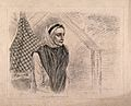 Ann Moore, a fraudulent fasting woman. Etching by J. Ward, 1 Wellcome V0010480.jpg