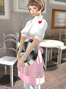 Anna Miller's uniform (pink) in Second Life (2012-01-22 22.36.22 by Ramona Forcella) clip.jpg