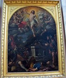 Annibale Carracci: Resurrection of Christ