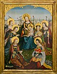 Anonymous - Triptych of the Virgin and Child with Saints - 1933.1065 - Art Institute of Chicago.jpg