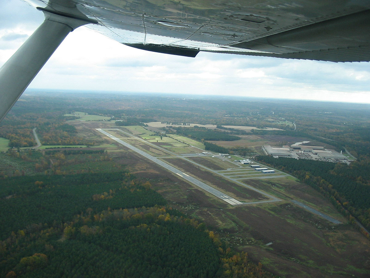 anson county airport