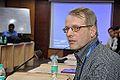 Anssi Ahlgrén Addressing - Valedictory Session - Indo-Finnish-Thai Exhibit Development Workshop - NCSM - Kolkata 2014-12-05 0869.JPG