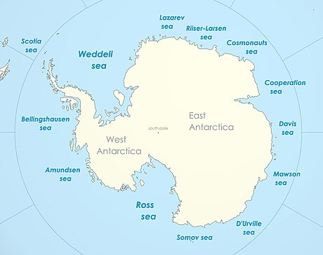 Weddell Sea Wikipedia