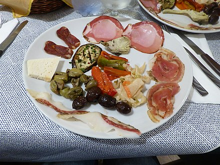 Antipasti Calabresi Di Natale.Cucina Calabrese Wikiwand