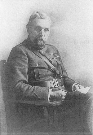 Inter-Allied Victory Medal (Belgium) - Major General Doctor Antoine Depage, a recipient of the Inter-Allied Victory Medal