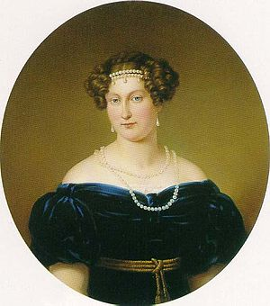 Princess Antoinette of Saxe-Coburg-Saalfeld - Image: Antoinette of Saxe Coburg Saalfeld