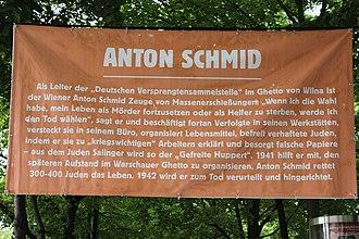 Anton Schmid - Image: Anton Schmid Unteroffizier.11A