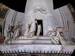 Antonio Canova Cenotaph of Archduchess Maria Christina Augustinerkirche (Wien) panoramic sculpture Austria 2014 photo Paolo Villa August FOTO8412 - FOTO8425auto