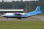 Antonov An-12BK, Meridian Aviation JP6936429.jpg