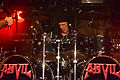 Anvil - Robb Reiner – Headbangers Open Air 2014 01.jpg