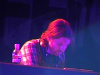 Richard David James alias Aphex Twin, 2007