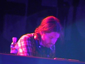 Aphex Twin - James performing in Turin in March 2007