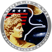 Insigne de la mission Apollo 17