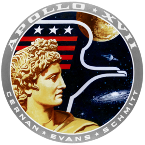 Apollo Belvedere - The Apollo Belvedere was featured in the official logo of the Apollo XVII moon landing mission (1972).