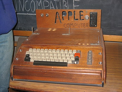 First Apple Computer - Apple I – Joy of Museums Virtual Tours